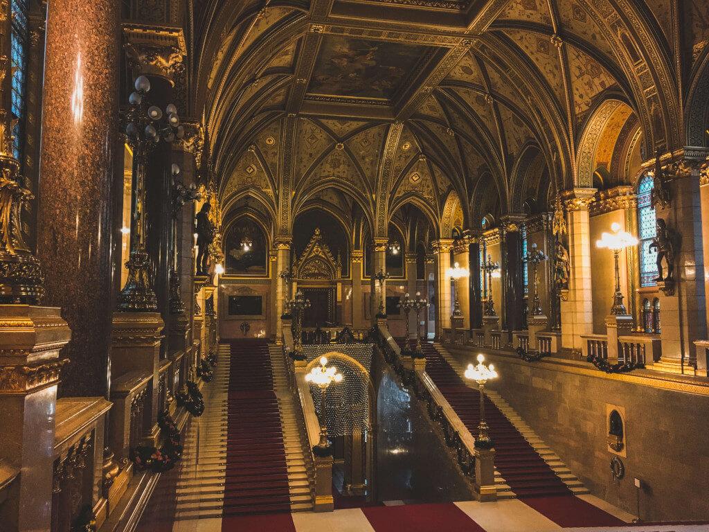 Cosa vedere a Budapest in 2 giorni se non il Parlamento?