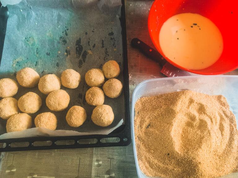 Arancini senza glutine fatti in casa