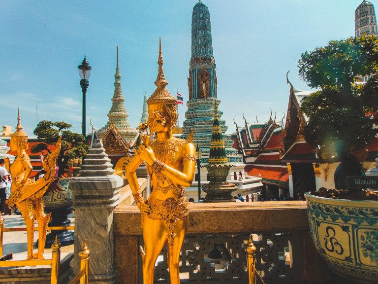 Il mio itinerario di 17 giorni in Thailandia